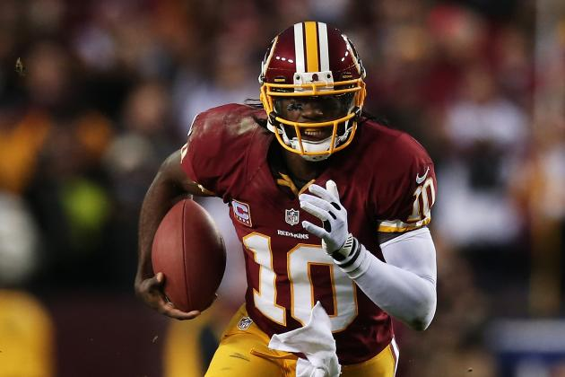 RGIII, Redskins Tempting Fate Without Better Passing Game in 2013