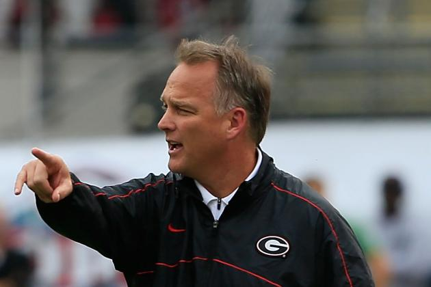 Georgia Football Recruiting: Mark Richt Needs to Learn How to Close Classes