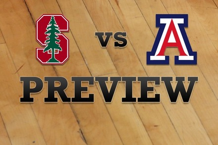 Stanford vs. Arizona: Full Game Preview
