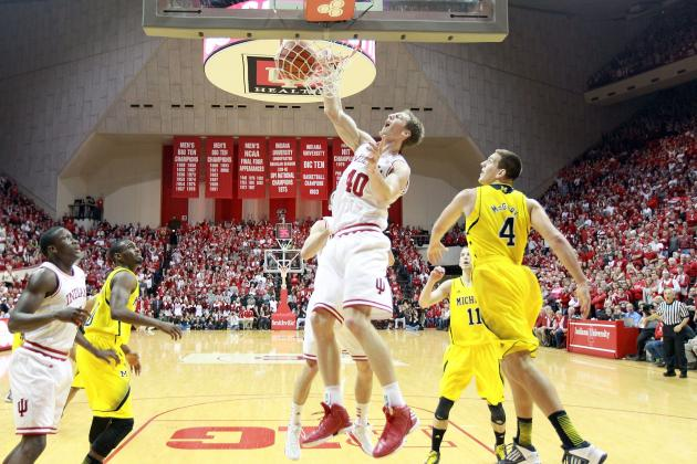 Indiana Basketball: Why Cody Zeller Will Win National Player of the Year