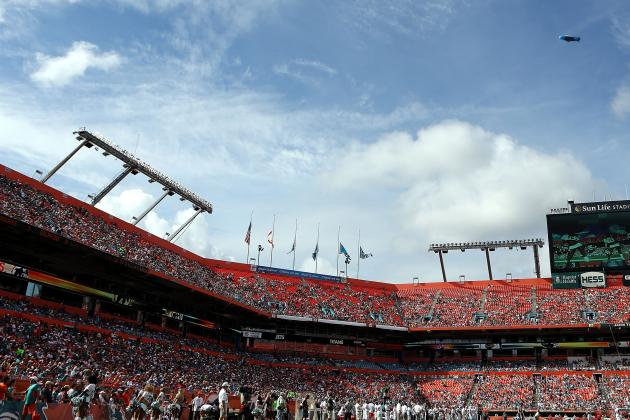 Tax Subsidy for Dolphins Stadium Clears First Hurdle