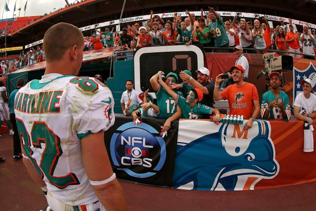 Dolphins Won't Raise Season Ticket Prices for 2013