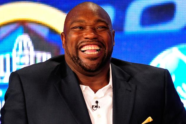 Sapp Was Concerned He Wouldn't Make It to the Hall of Fame