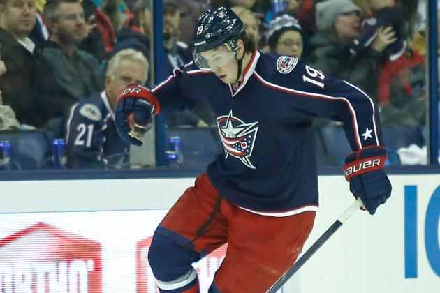 Blue Jackets Assign Center Ryan Johansen to Springfield Falcons