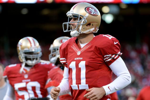 Alex Smith Rumors: 49ers Should Easily Find Trade Partner for Quarterback