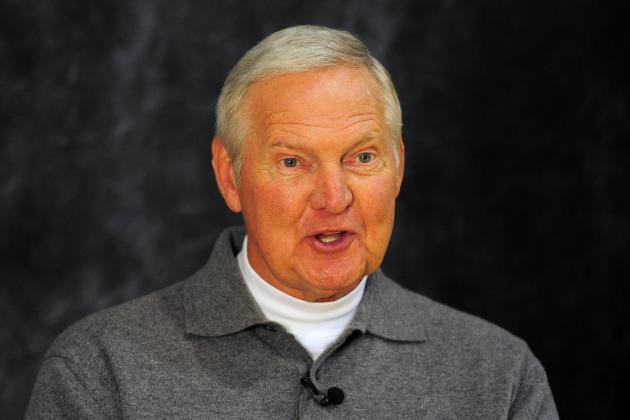 Jerry West Believes Lakers Will Make Playoffs