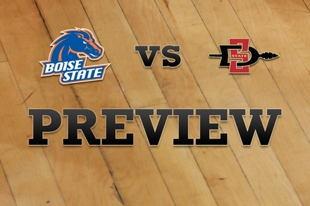 Boise State vs. San Diego State: Full Game Preview