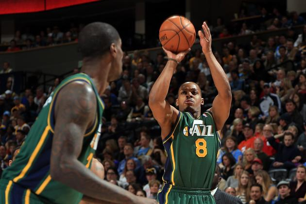 Pending Free Agent Foye Sees Long-Term Future with Jazz
