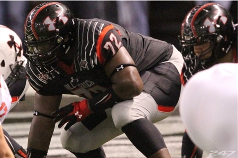 Denver Kirkland: Why Miami Missed out on 4-Star Offensive Lineman