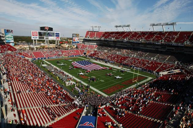 Tampa May Seek Share of Funds Earmarked for Bucs' Practice Facility