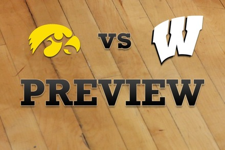 Iowa vs. Wisconsin: Full Game Preview