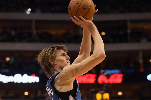 Andrei Kirilenko Is out for Spurs Game with Quad Injury