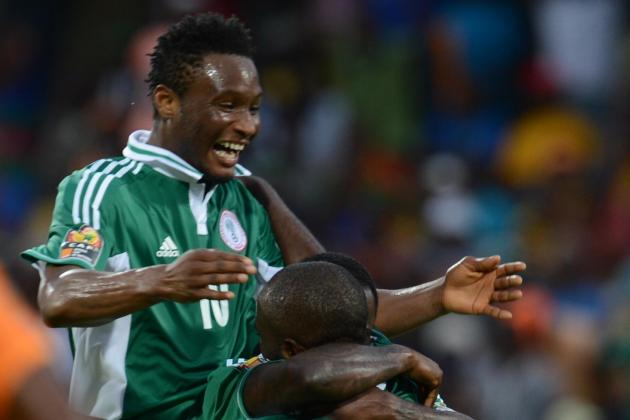 NIGERIAN TRIO into AFRICAN FINAL
