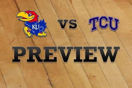 Kansas vs. TCU: Full Game Preview
