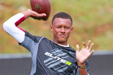 QB Joshua Dobbs Flips from Arizona State to Tennessee
