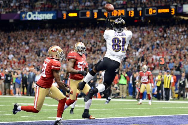 Too Old? Too Slow? Anquan Boldin Was Too Busy Dominating to Notice