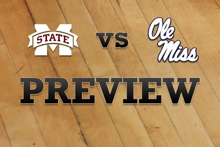 Mississippi State vs. Mississippi: Full Game Preview