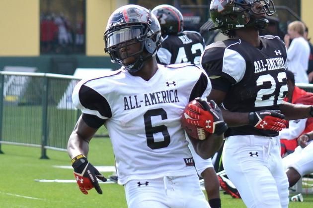 Alvin Kamara: Breaking Down What 4-Star RB Brings to College Football