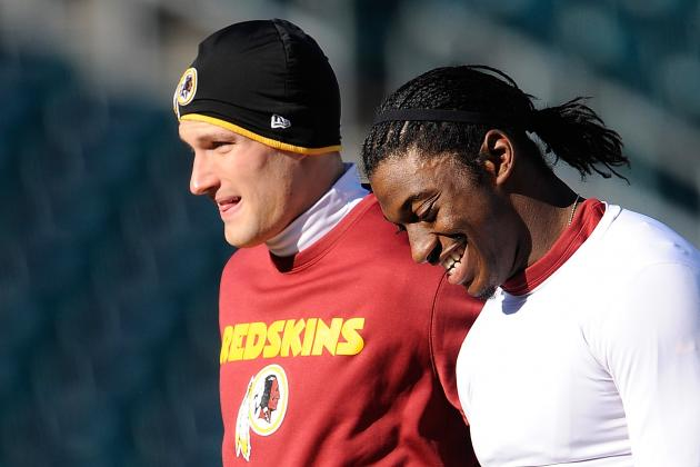 Kirk Cousins Begins Offseason Life as QB1