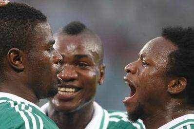 Mali 1-4 Nigeria