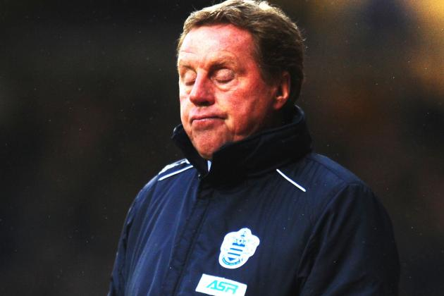 Queens Park Rangers: Can Harry Redknapp Save His Team from Relegation?