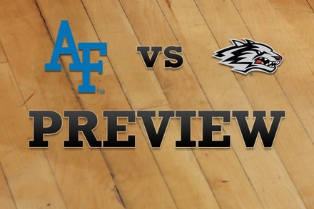 Air Force vs. New Mexico: Full Game Preview