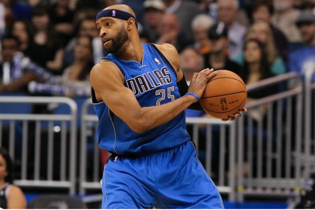 Vince Carter (illness) Expected to Play vs. Portland
