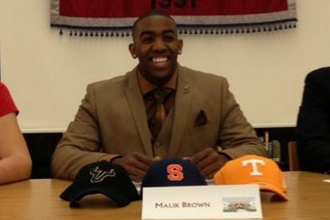 Syracuse Loses One of Its Top Commits as Malik Brown Picks Tennessee