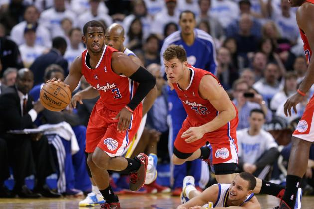 Blake Griffin, Chris Paul out Tonight vs. Magic