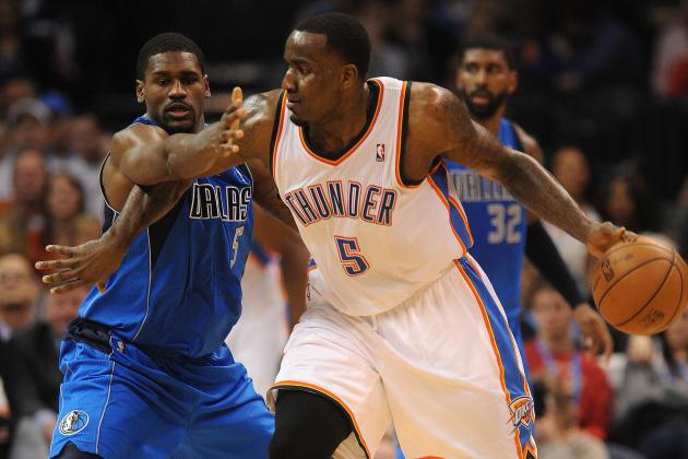 Kendrick Perkins Helps Rajon Rondo Through His Injury