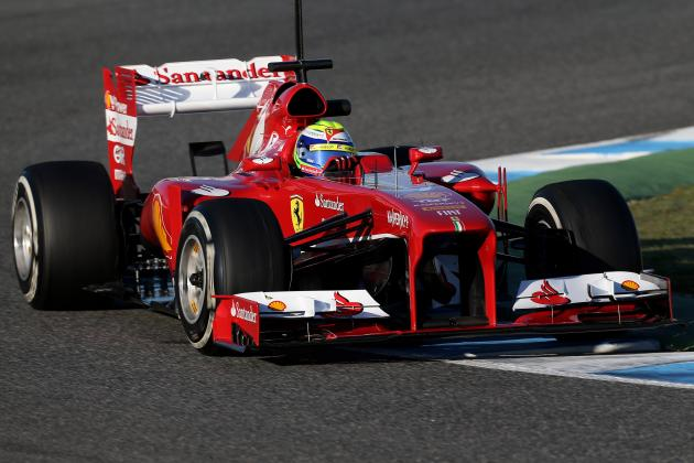Felipe Massa Explains Slow Morning for Ferrari