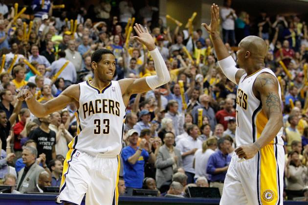 NBA Trade Rumors: Indiana Pacers Need to Hold on to Danny Granger