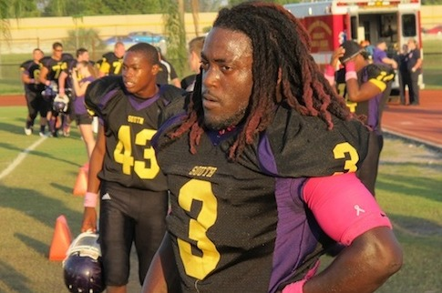 5-Star RB Alex Collins Cancels His Announcement Ceremony