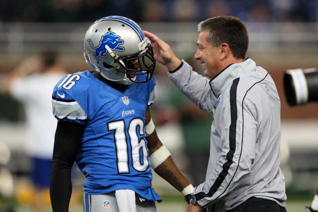 Can Titus Young Redeem His NFL Career in St. Louis?
