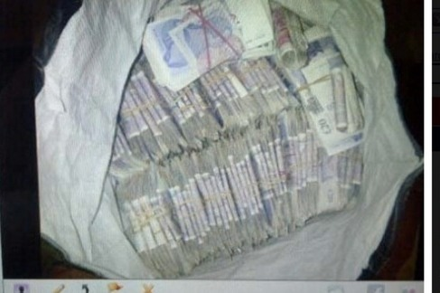 Michael Chopra Quits Twitter After Posting Pic of Bag Stuffed Full of £20 Notes