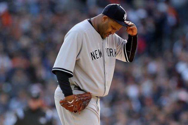 Sabathia Feels Good Post-Surgery