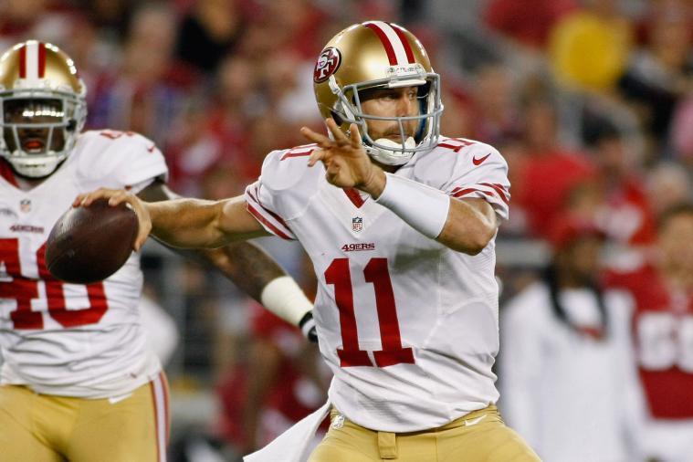 San Francisco 49ers QB Alex Smith Could Turn Around Kansas City Chiefs