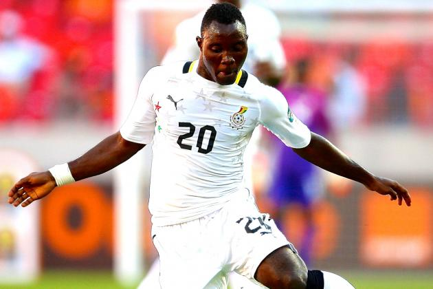 Burkina Faso vs. Ghana: AFCON Semifinal Live Score, Highlights, Recap