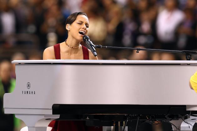 Alicia Keys Will Perform at Halftime of 2013 NBA All-Star Game