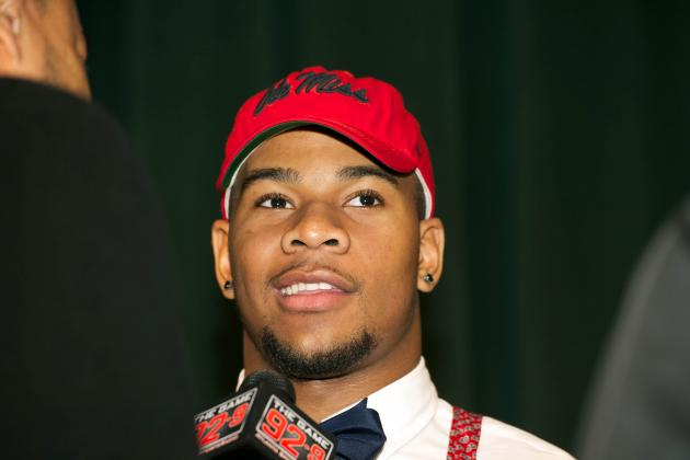 Robert Nkemdiche: Analyzing What No. 1 Prospect Means to Ole Miss Defense