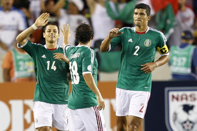 Mexico vs. Jamaica: Top Playmakers to Watch in World Cup Qualifyer