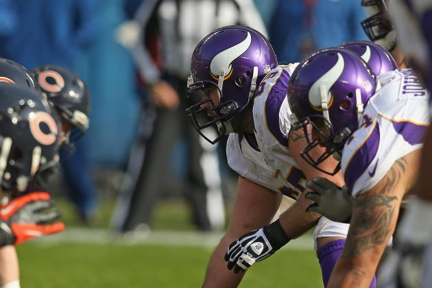 Sources: Vikings Center John Sullivan Had Microfracture Knee Surgery