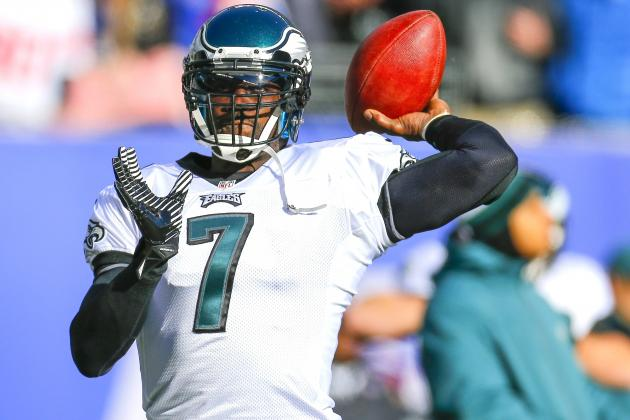 Should the Philadelphia Eagles Release Michael Vick?