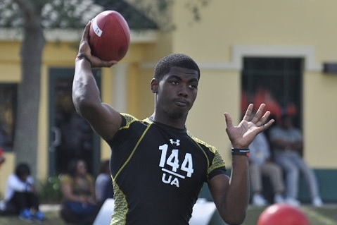 Ohio State Football: Meet JT Barrett, the Heir to Braxton Miller's Throne
