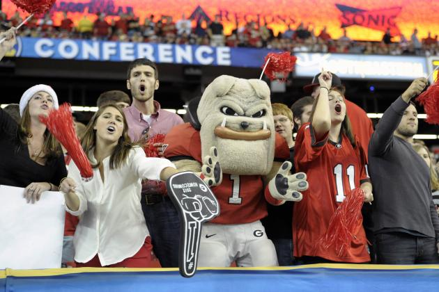 Georgia Football: Fans Should Be Worried About Local Talent Leaving State