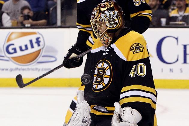 Bruins Notice Goalie Interference Calls on the Rise