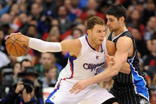 Clippers-Magic Preview