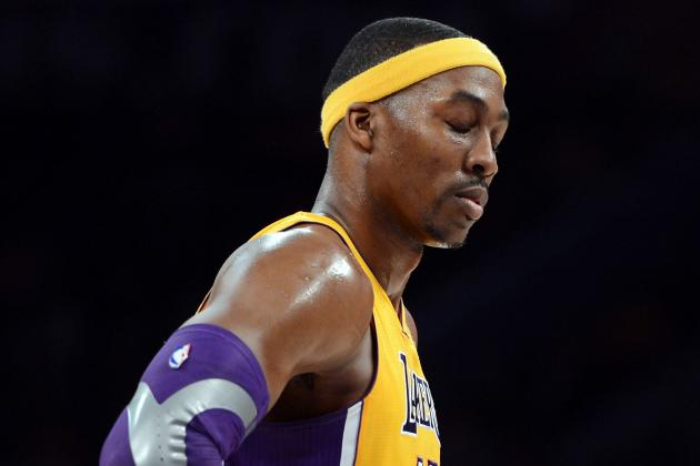 Dwight Howard Says He's Still Only at 75 Percent, Still Has Nerve Issues
