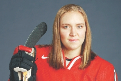 Brianne Jenner Emerging as Finest Canadian-Born Player in NCAA
