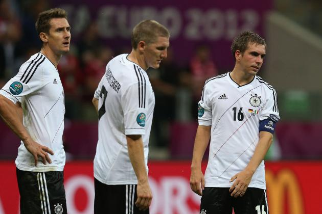 Germany Announces Starting XI for France Clash